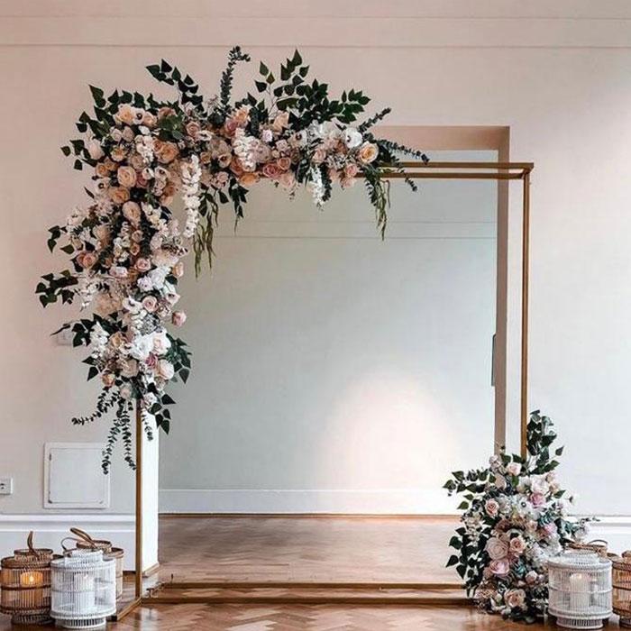 Blooms Wedding Arch